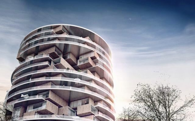Futuristic Residential Towers for Urban People