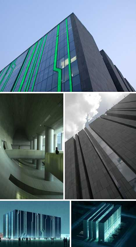 Best-Designed Telecom Infrastructure Buildings