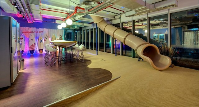 5 Trendiest Offices on Earth Where Working Feels Like Recreation
