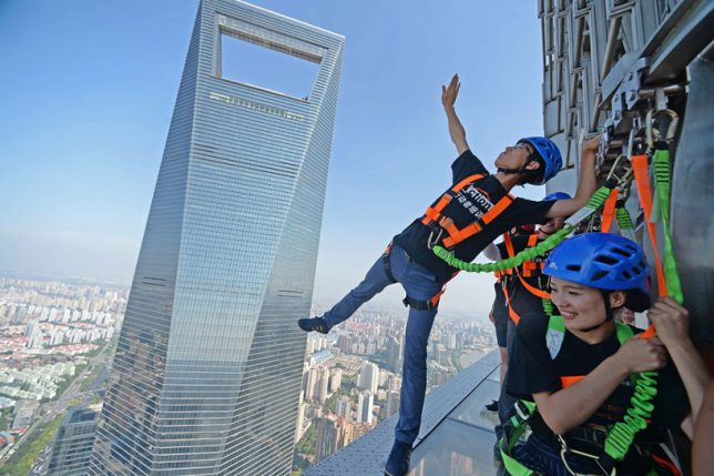 Sky scraping tower projects all over the world