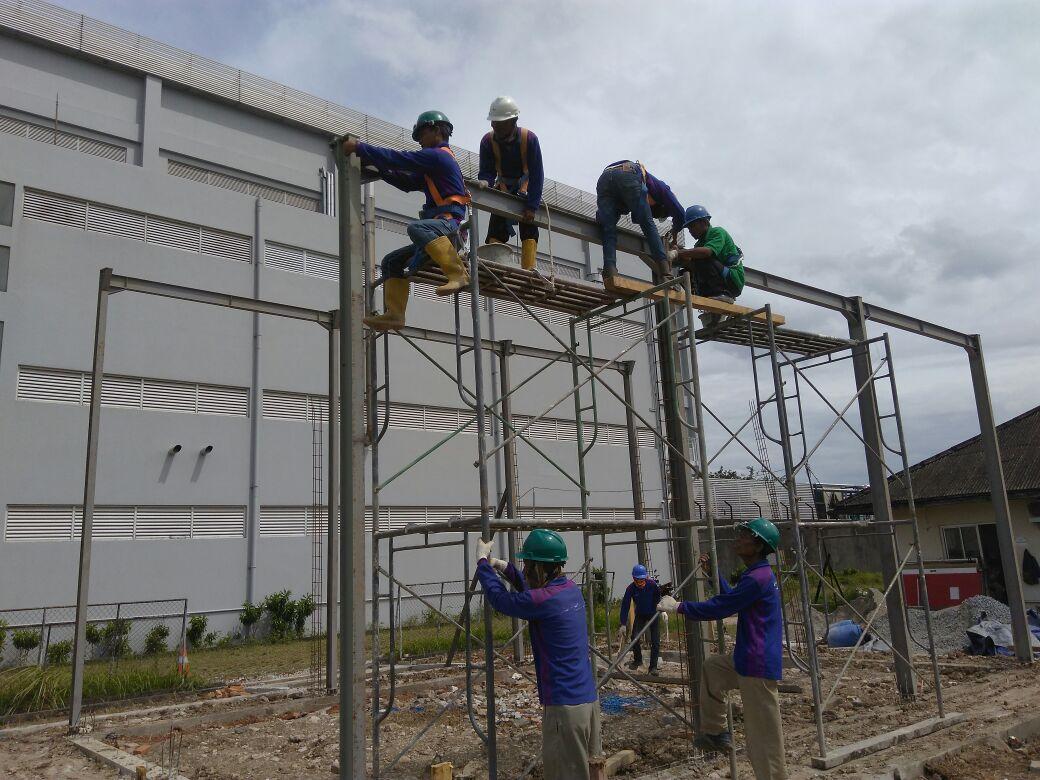 Keunggulan Besi Baja untuk Bahan Material Konstruksi