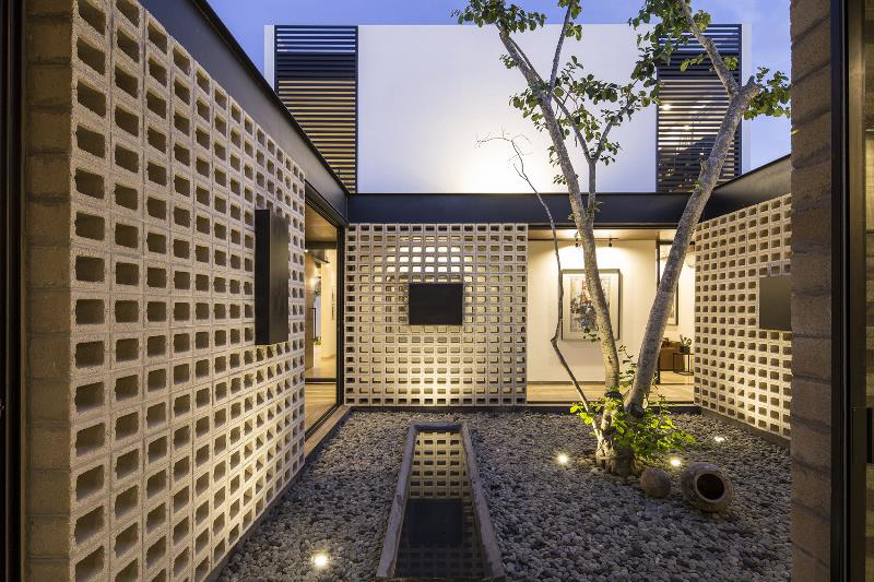 Arsitektur yang Menggabungkan Desain Interior dan Eksterior