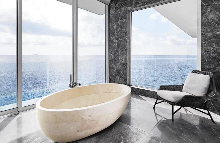 Hotel Bawah Laut Pertama di Dunia di Maladewa Resmi Dibuka