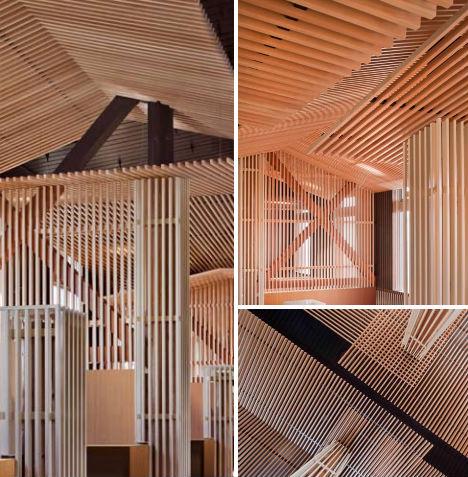 Desain Plafond Modern