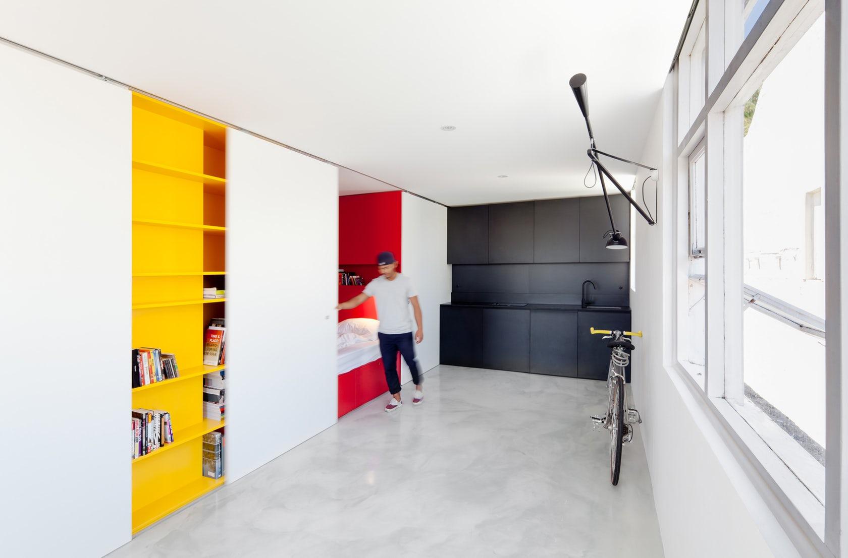 Perencanaan Cerdas Apartemen Sempit: 10 Gambar Arsitektur Mencerahkan