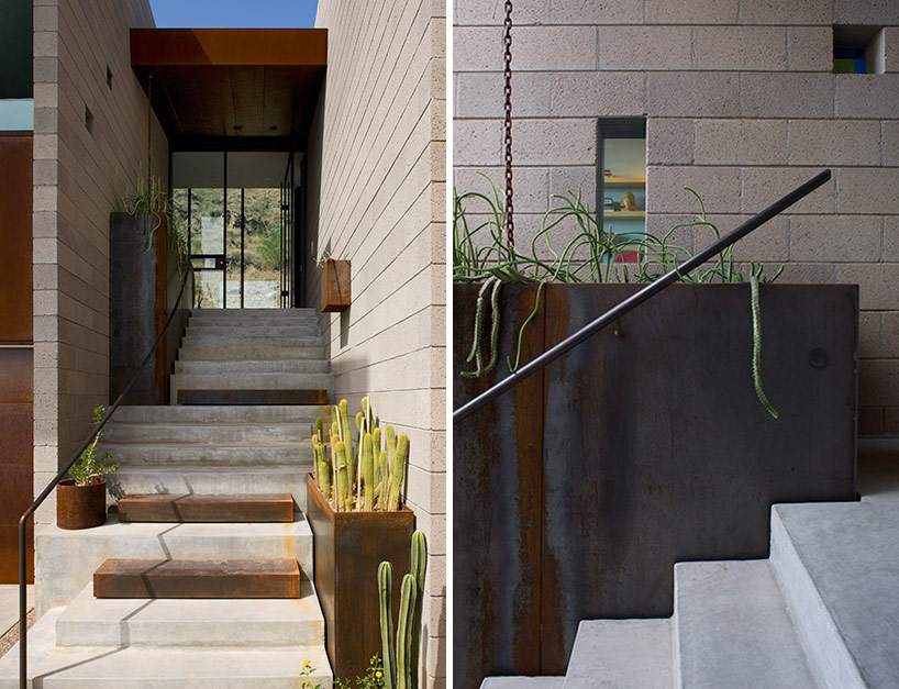 Gedung dengan Blok Beton: 5 Proyek Arsitektural ini Sangat Menakjubkan