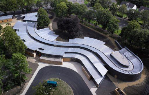 Arsitektur bagi Penyandang Difabel